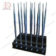 Monster 12CH GSM/CDMA/WiFi/3G/4G/GPS блокиратор сотовой связи
