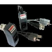 Приемопередатчик видео и аудиосигнала по витой паре AV-216-L
