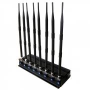 Monster X8-A GSM/CDMA/WiFi/3G/4G/GPS блокиратор сотовой связи