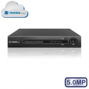 IP видеорегистратор MATRIX M-8IP MC H.265