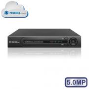 IP видеорегистратор MATRIX M-16IP5.0MP H.265