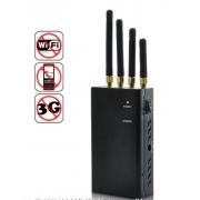 Black Wolf GT-12A GSM/Wi-Fi/3G блокиратор сотовой связи