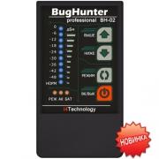 BugHunter Prof BH-02 детектор жучков и беспроводных камер