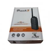 Track-3 носимая радиостанция 400-470 МГц