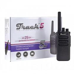 Track-5 носимая радиостанция 400-470МГц